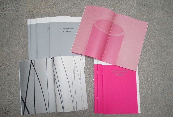 Proyectos ganadores y Fanzines de ediciones previas. SALA D'ARCS