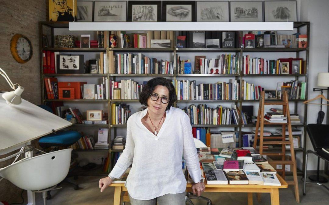 Entrevista a Mery Sales. Periódico Las Provincias.