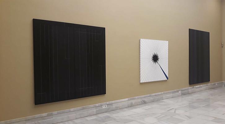 El Museo de la Ciudad se llena de afectos geométricos. MAKMA