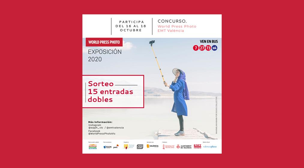 Bases Concurso World Press Photo VLC 2020 / EMT València